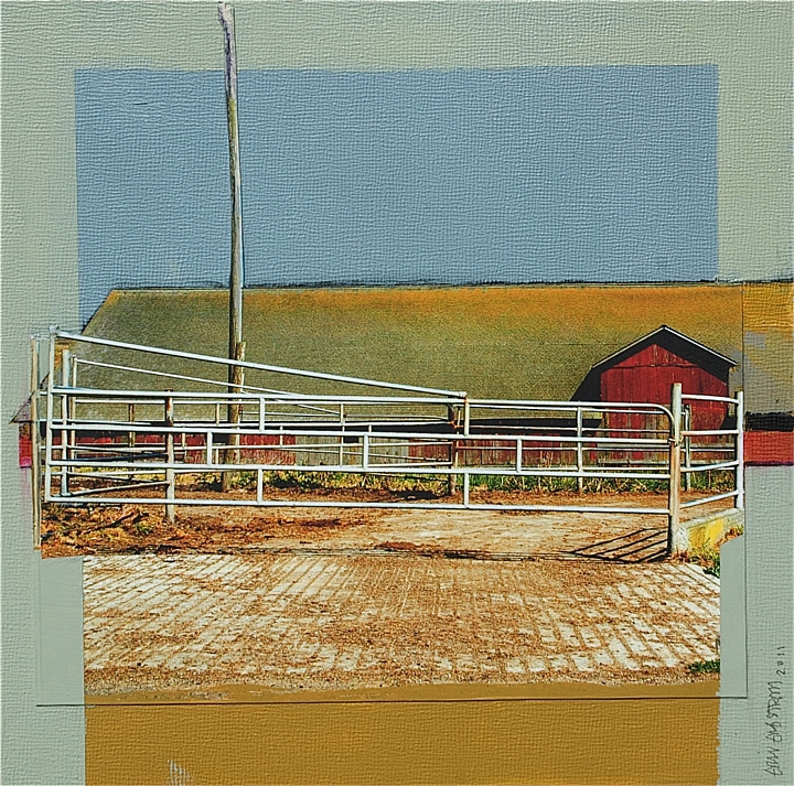 Eric Engstrom, Gates-corrals-barn-roof