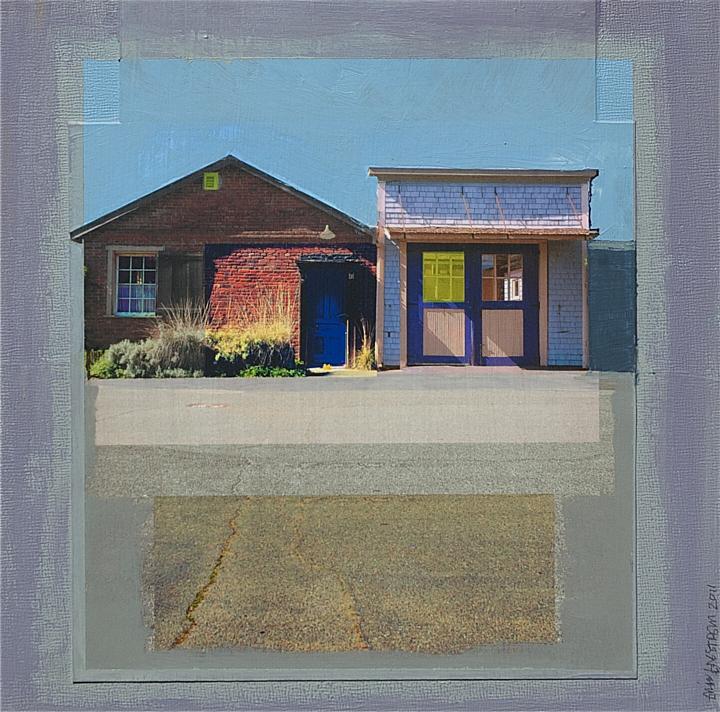 Eric Engstrom, home-studio-garage