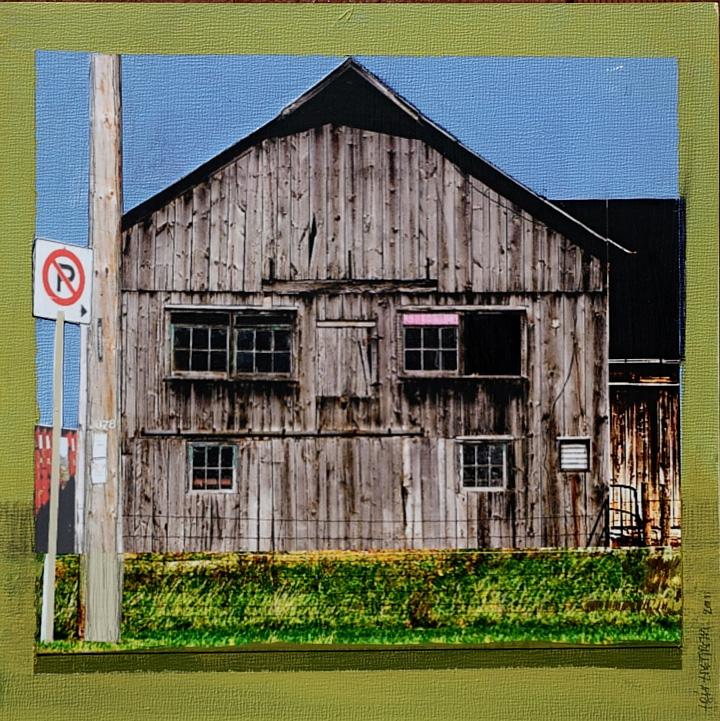 Eric Engstrom, Ontario Roadside Barn