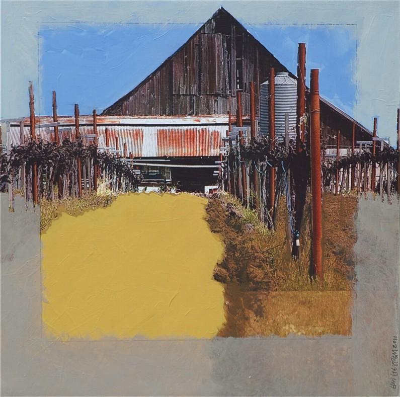 Eric Engstrom, Vneyard Barn, 5 Carneros