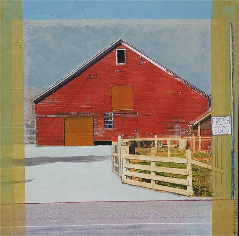 Eric Engstrom, Red-barn-fresh-eggs
