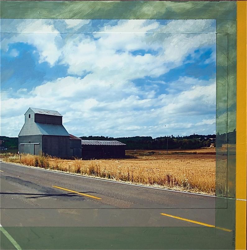 Eric Engstrom Willamette Valley Barn Oregon