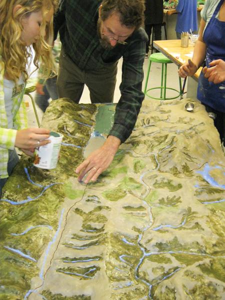 MapMaking with DeweyLivingston