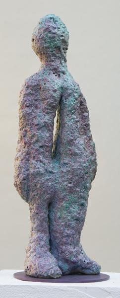 Mimi Abers, Almost One, 30 x 10 x7 ins, 2012