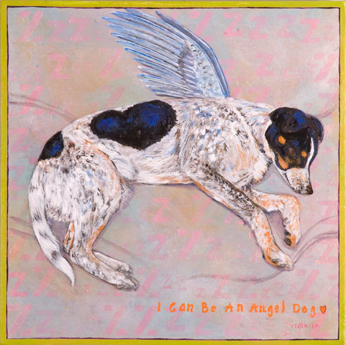 Vickisa : Angel-Dog