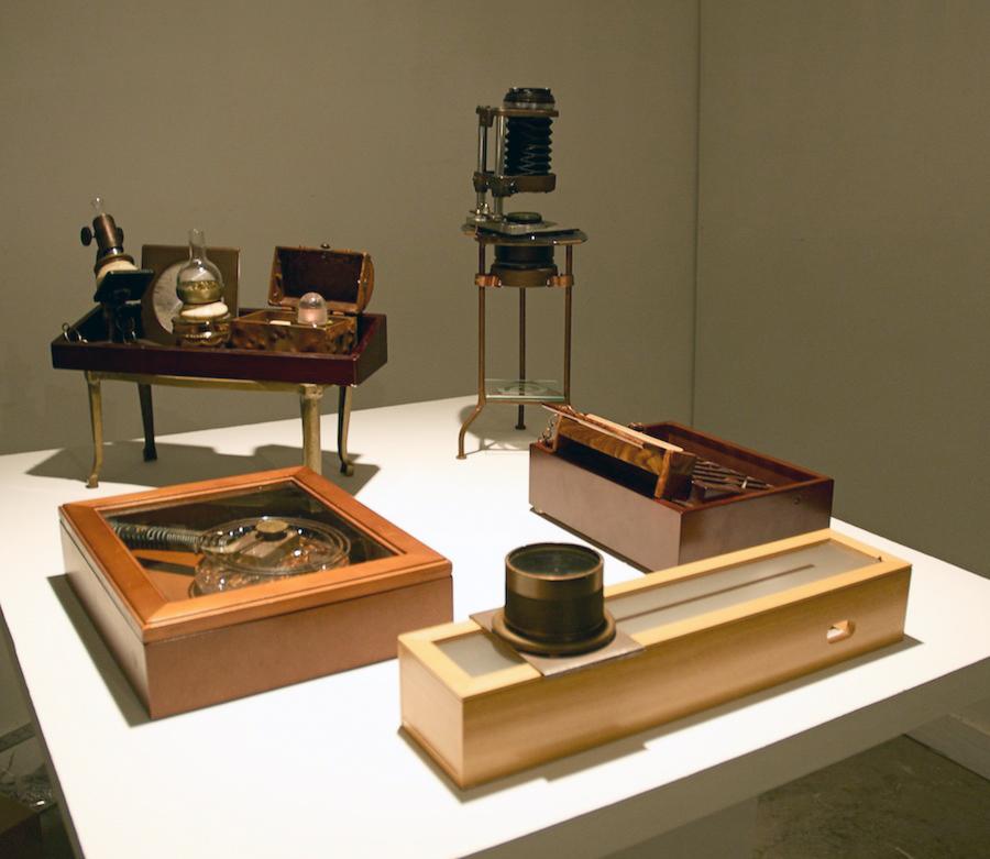 Betty Woolfolk, Experimantation, installation view