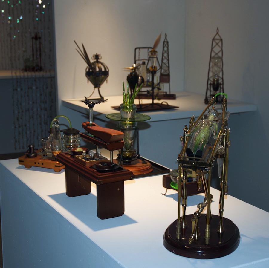 Betty Woolfolk, Saturation, installation view