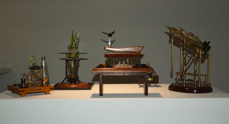 Betty Woolfolk, -Saturation, installation view