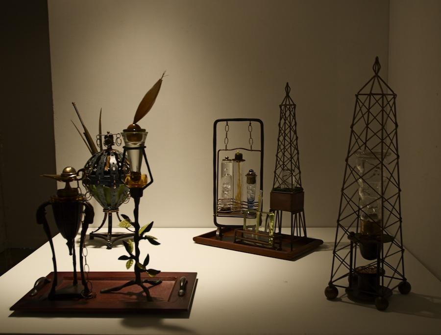 Betty Woolfolk, Sublimation, installation view