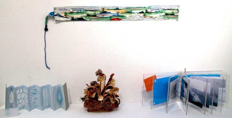 Wild Books by: Steph Rue, Ann Asman, Maria Denzler; above: Karen Cutter