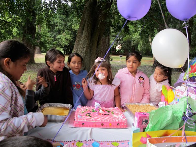 Birthday by Juanita Romo