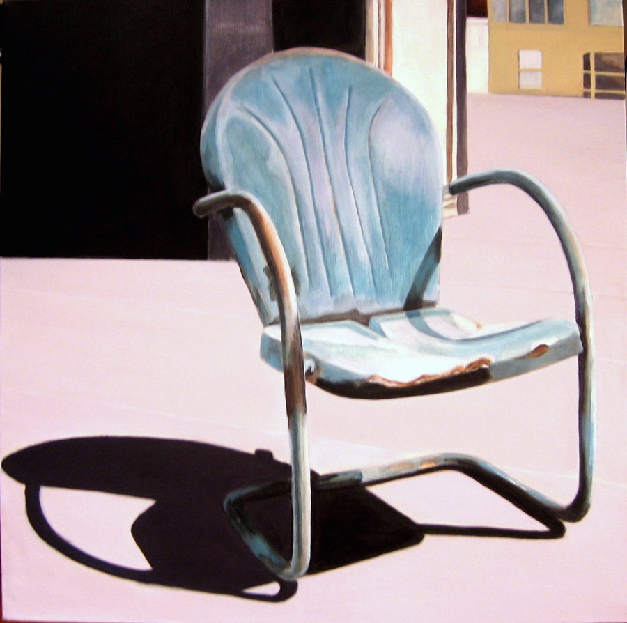 Candace Loheed: Romancing the Chairs, Dec 16 – Jan 22, 2012