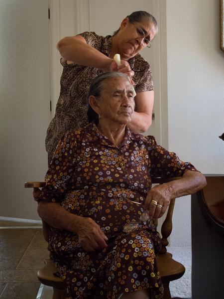 Martina Roque, Dos Generaciones (Two Generations)