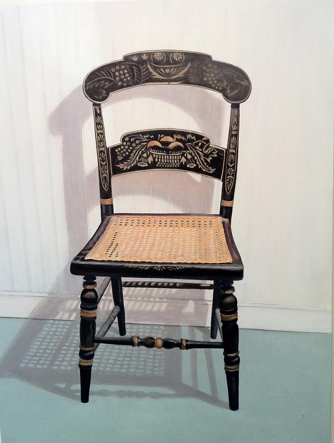 Candace Loheed, Ancestor Chair