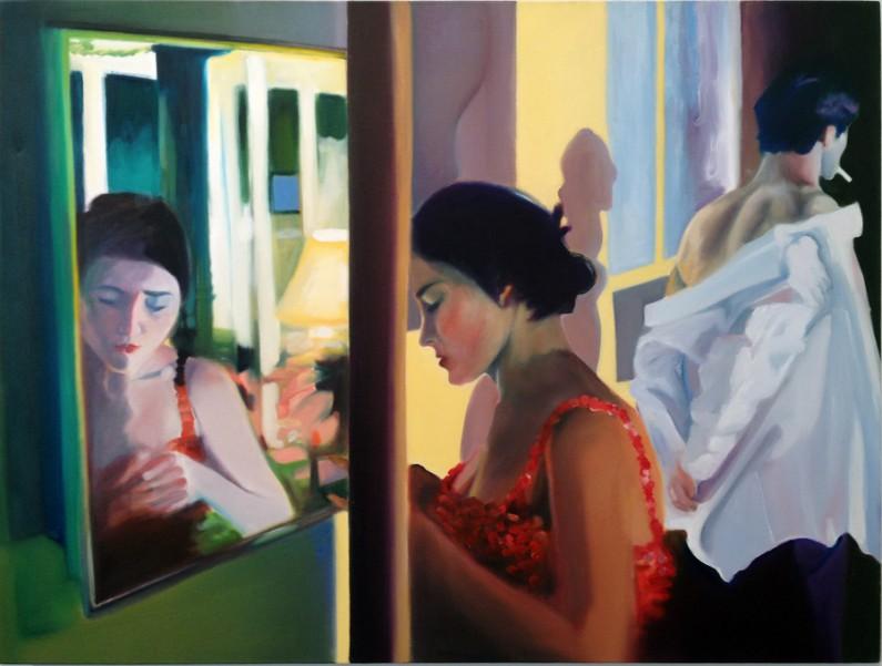 Nancy Cicchetti, The White Shirt