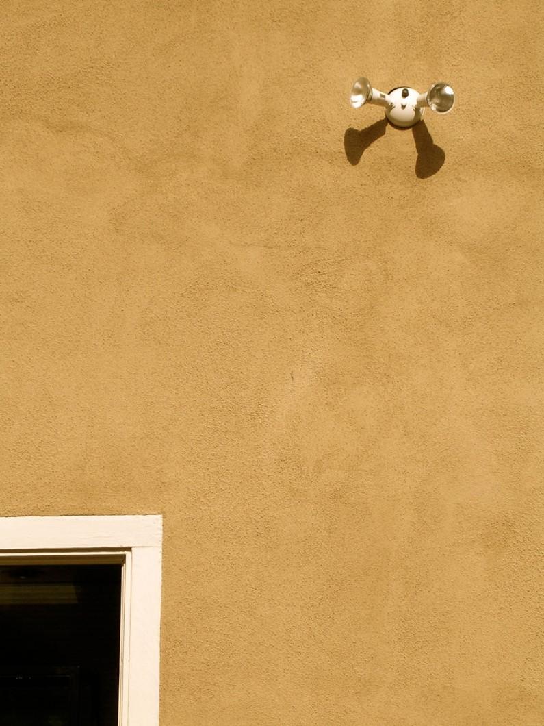 Geraldine LiaBraaten - Adobe wall