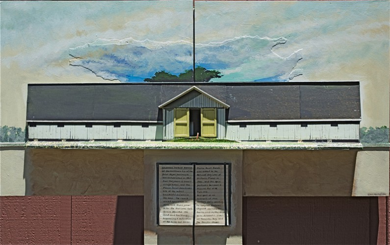 Eric Engstrom, Solomon Pierce Ranch, Pt. Reyes