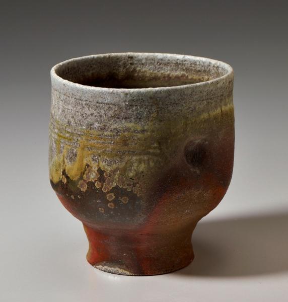 Carolyn Means, Teabowl, stoneware