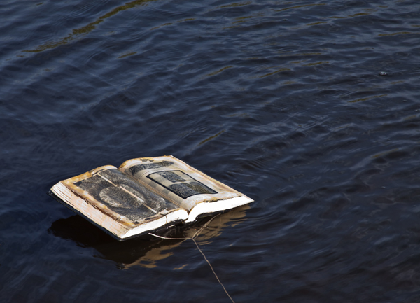 Tim Graveson, Mooring, Ultrachrome print