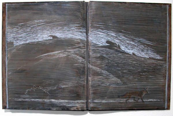 Conny Merry, untitled Wild Book
