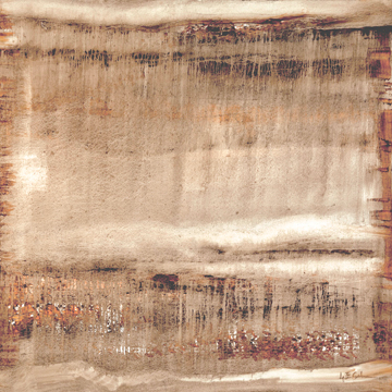 Igor Sazevich, Squared Horizontal, oil on canvas, 36 x 36