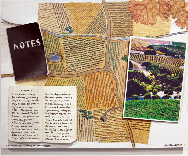 Eric Engstrom, Field Notes: Carneros Patterns