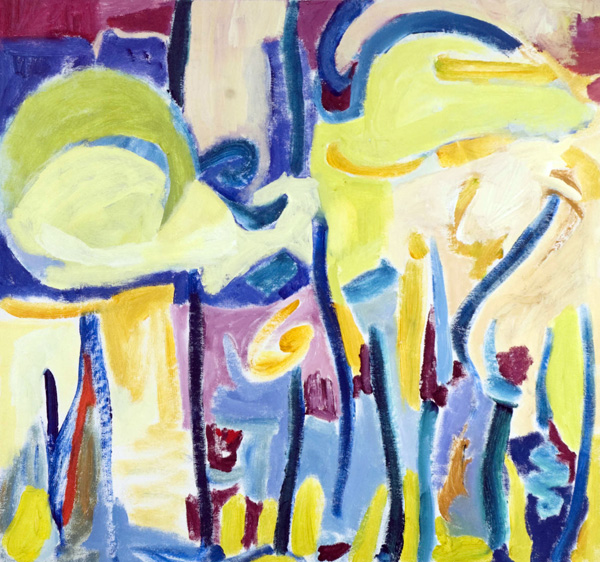 Judy Donovan, Brubeck, Acrylic