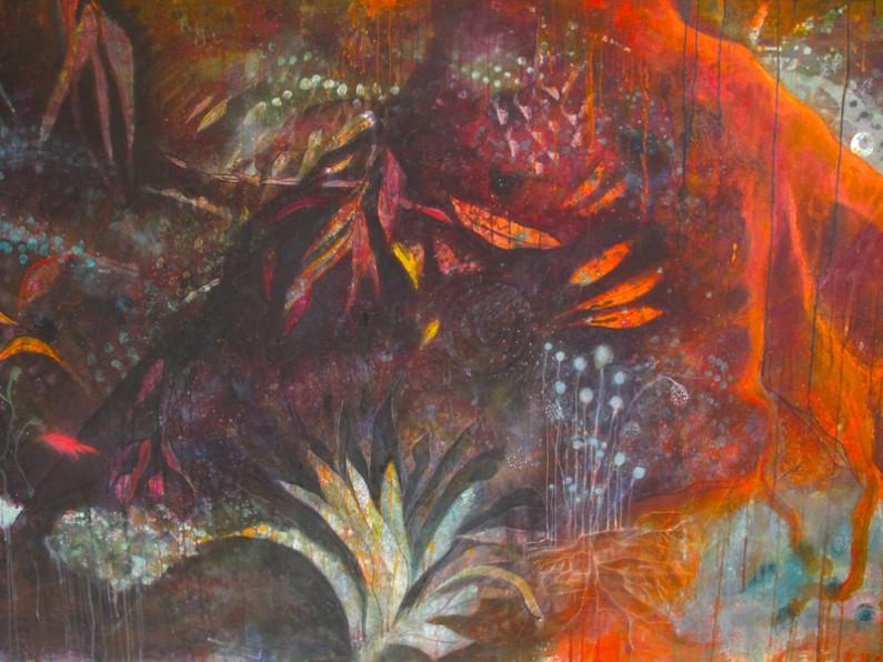 Candace Loheed, Phases, detail-2