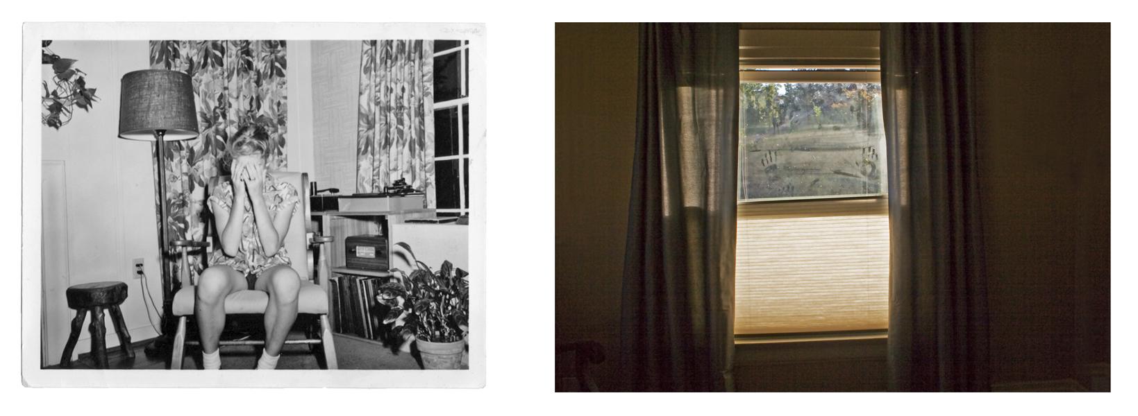 Marna Clarke, Exposed Memories 3, photograph,13hx19w