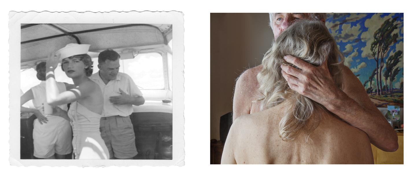 Marna Clarke, Exposed Memories 4, photograph,13hx19w
