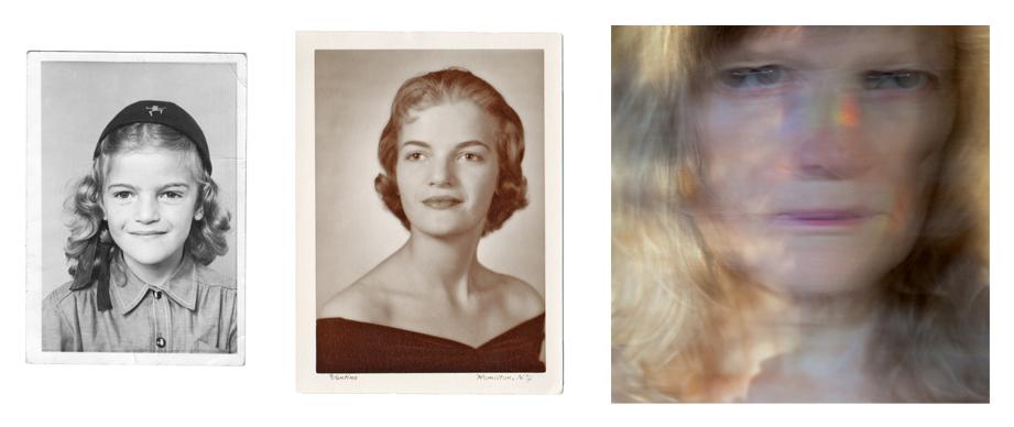 Marna Clarke, Exposed Memories 7, photograph,13hx19w