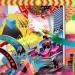 Jessica Eastburn Trouble with the Sweetstuff, gouache, spray paint, 33 x 58 thumbnail