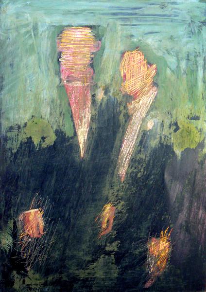 Suzanne Parker, Painted Photo # 1