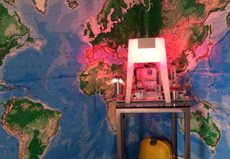 Betty Woolfolk-Medical Tourism-mm installation