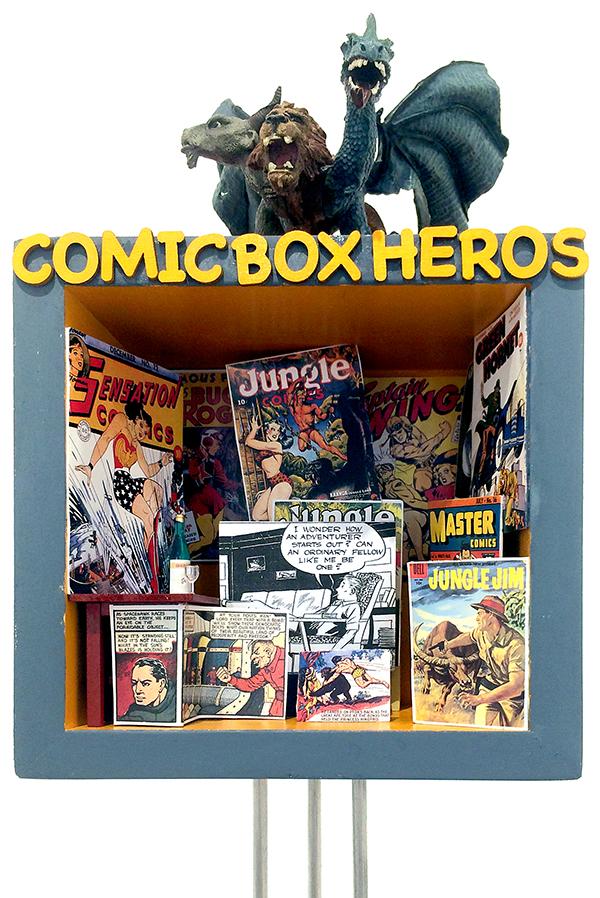 The BOX SHOW™ 2015