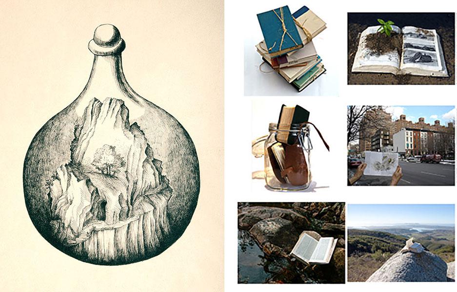 Tim Graveson: Collections; Zea Morvitz: An Alchemical Emblem Book