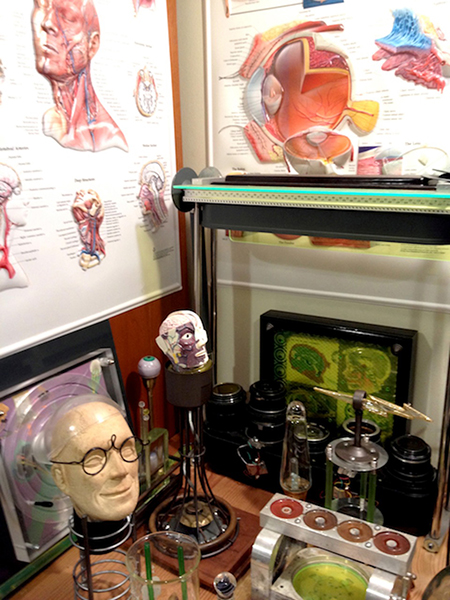 Betty Woolfolk: The Museum of Curious Thought