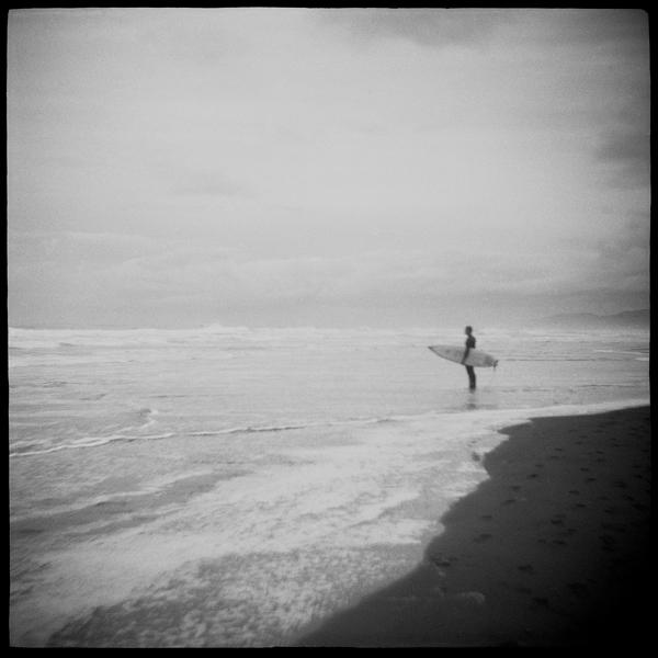 Daniel Grant, looking back, photo