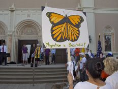 Ariana Apararicio, Migration is Beautiful