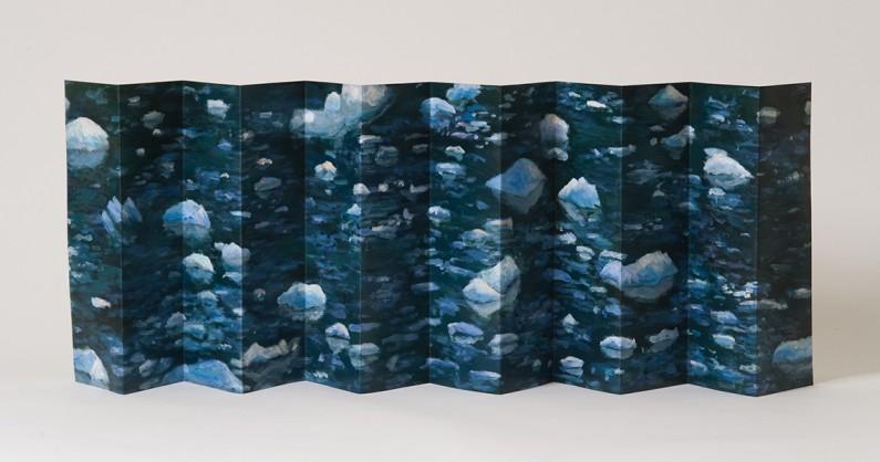 Sukey-Bryan-Ice-book-acrylic-on-paper-18x25