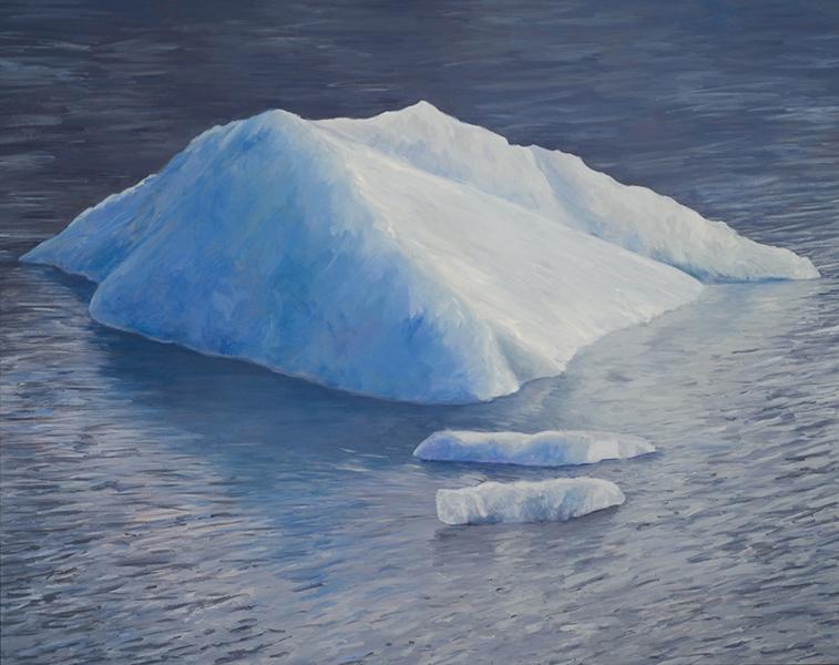 Sukey-Bryan-Iceberg-four-oil-on-linen-60x72