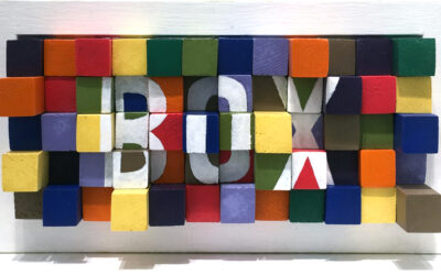 The Box Show™ 2016 –artists A through J