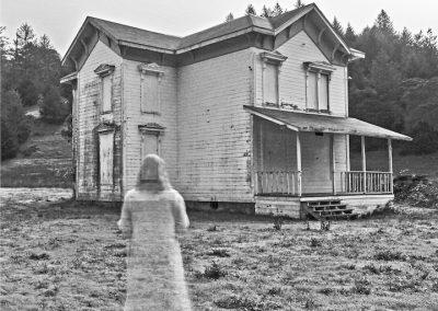 Marna Clarke, House in Moonlight, photograph