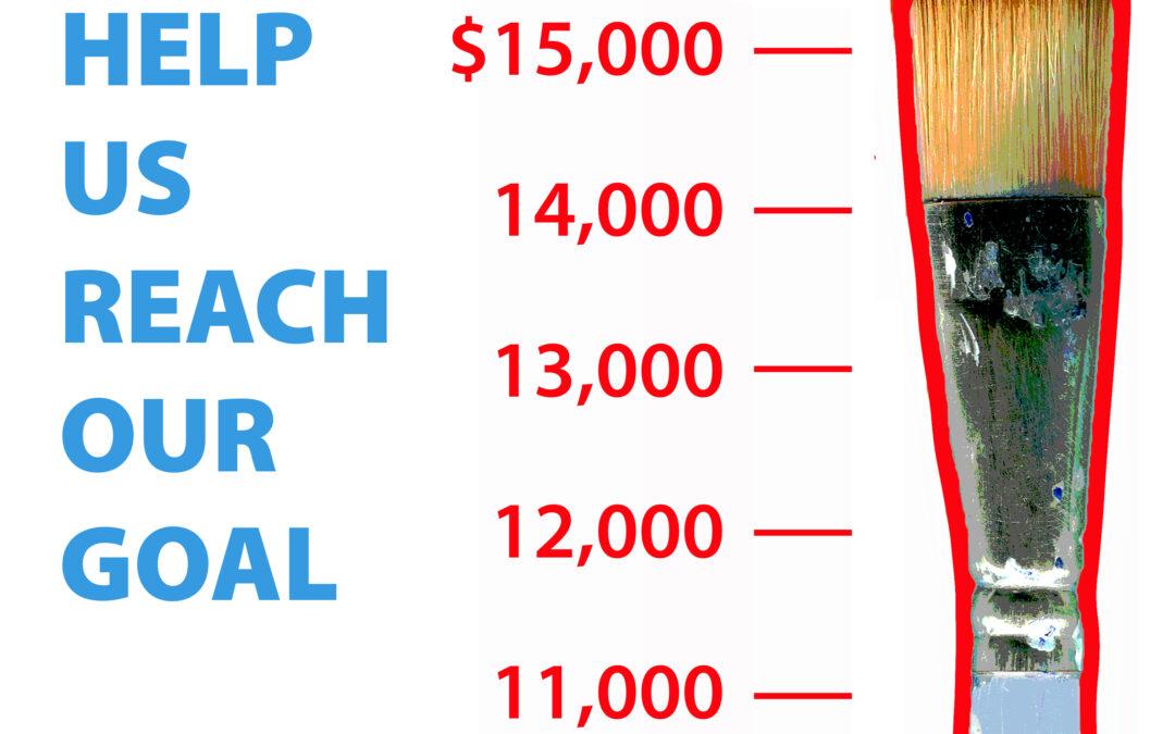 A Dollar for Dollar Matching Grant through Sept. 30