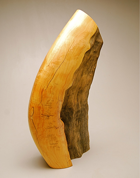 Bruce Mitchell-Full Stride-Cypress-24x13x8
