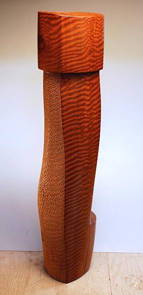 Bruce Mitchell-Sentinel-curlyredwood-55x12x9