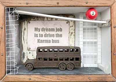 Matt Masson, The Karma Bus