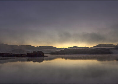 Marna Clarke, Nicasio Reservoir, Photograph