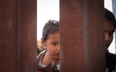 Peg Hunter: Confronting Borders