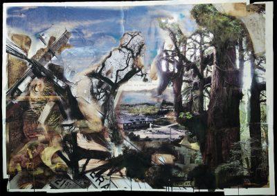 Michael Acker, Expulsion From Paradise